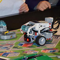 Lego Robotics: I Can & I Will