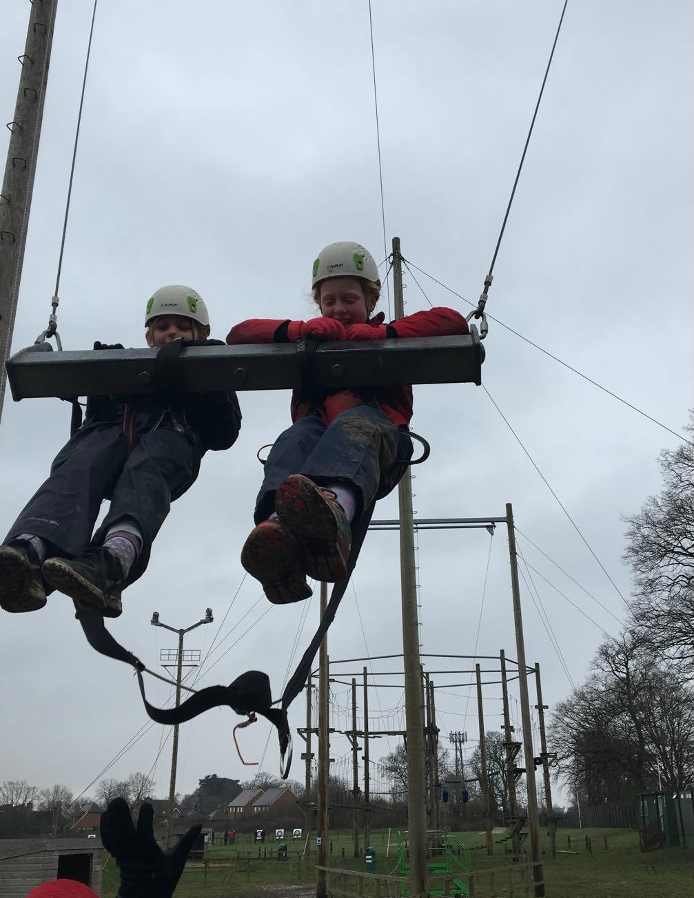 Year 5 Kingswood Residential Day 3 - St Faith\'s Prep School