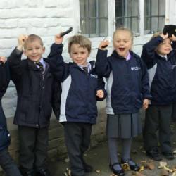 Children aspire to and achieve so much in Reception