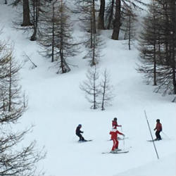Ski Trip Serre Chavalier France