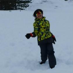 Ski Trip Serre Chevalier  Day 2