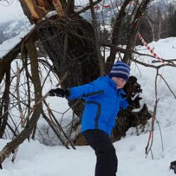 Ski Trip Serre Chevalier Day 1