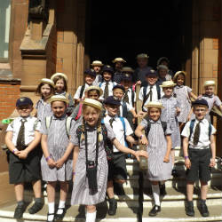 Year 3 Trip to The Beaney Museum