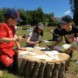A camping experience for Year 3