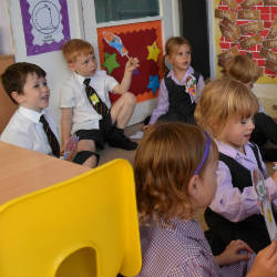 French in Nursery and Reception