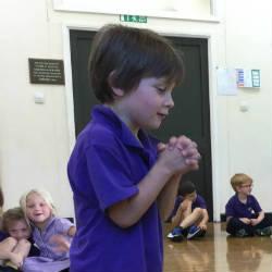 KIC Theatre visits Lower School