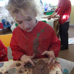 Art lessons inspired by our ancestors