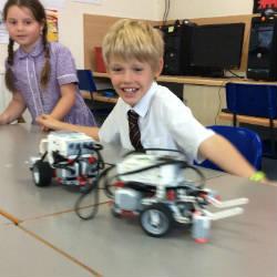 Robotics in the Upper School