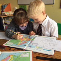 A Geographical and Historical Enquiry for Year 3