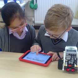 'If' is the word in Year 3 Robotics!